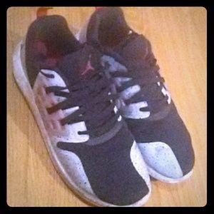 Size 11 Jordan running shoes
